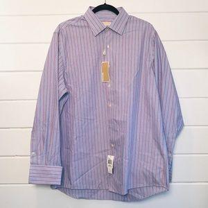 {Michael X MK} dress shirt